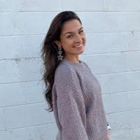 headshot of Chloe Boswell